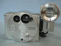 '   O-PRODUCT ' Olympus O Product -CLASSIC DESIGN- Vintage Camera c/w Flash £49.99